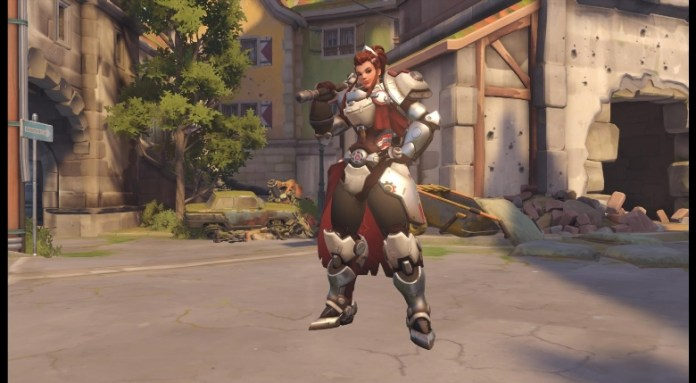 On the test servers Overwatch there were new skins for