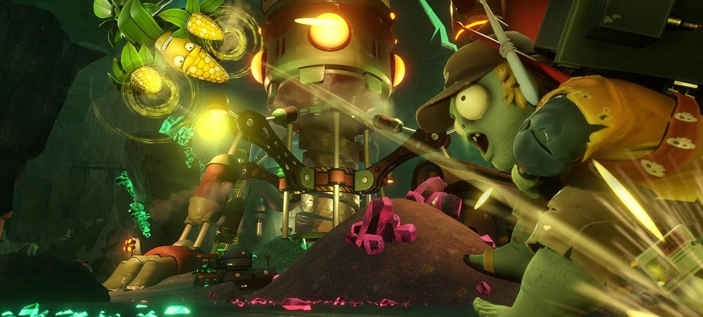 Mention Plants vs. Zombies: Garden Warfare 3 seen on AmazonGame ...