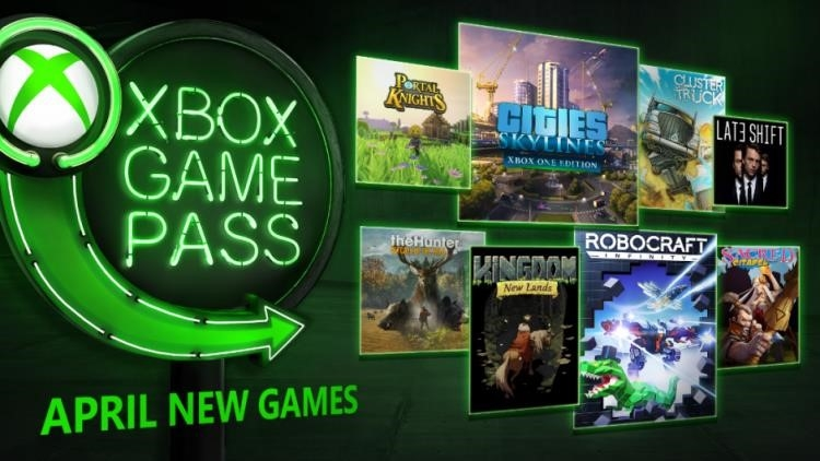 xbox game pass in april in cities skylines kingdom new lands