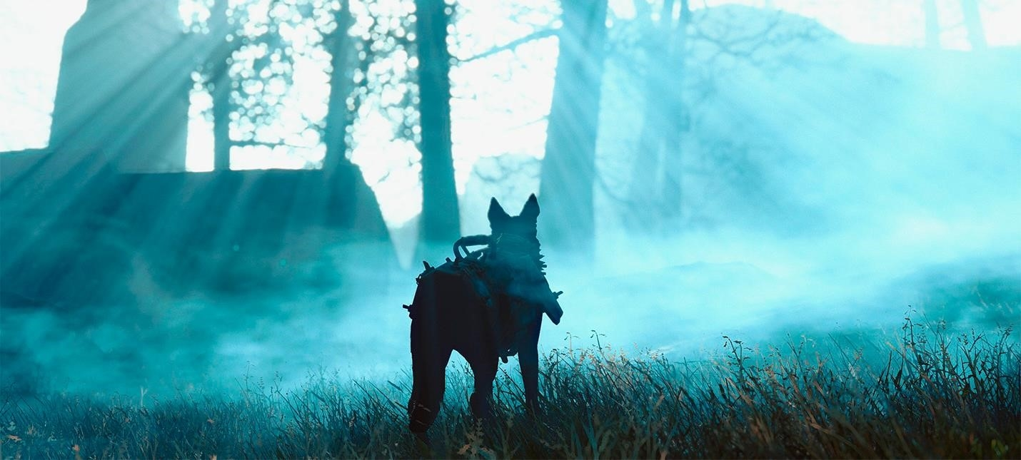 This mod greatly improves Fallout 4 the player's movement, animals