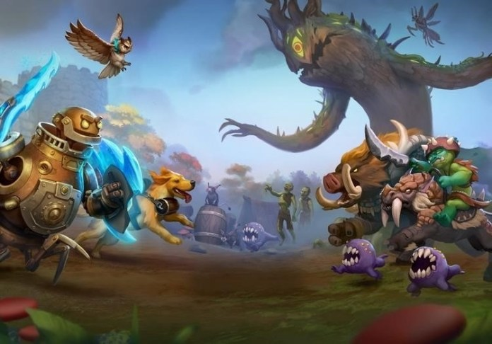 Announced Torchlight Frontiers from the creators of TorchlightGame