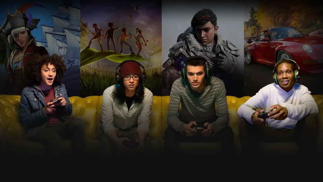 Xbox Live Gold Microsoft