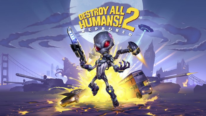Destroy All Humans! 2 - Reprobed