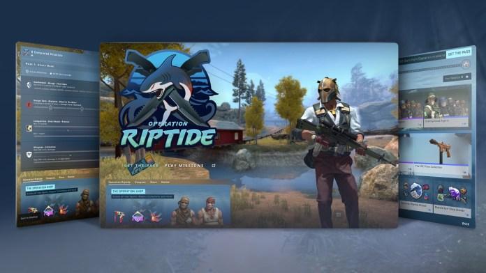CS:GO - Operação Riptide