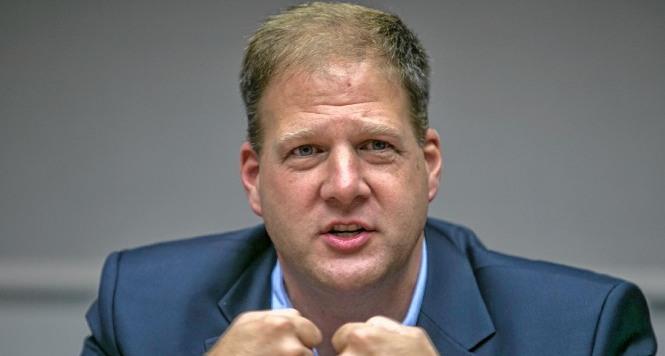 Gubernur New Hampshire, Chris Sununu
