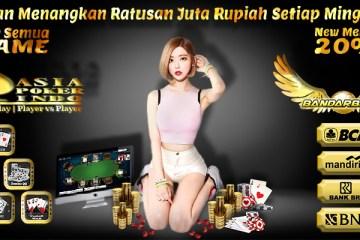 Agen Terbersar Game Poker Online Judi Indonesia Terbaru