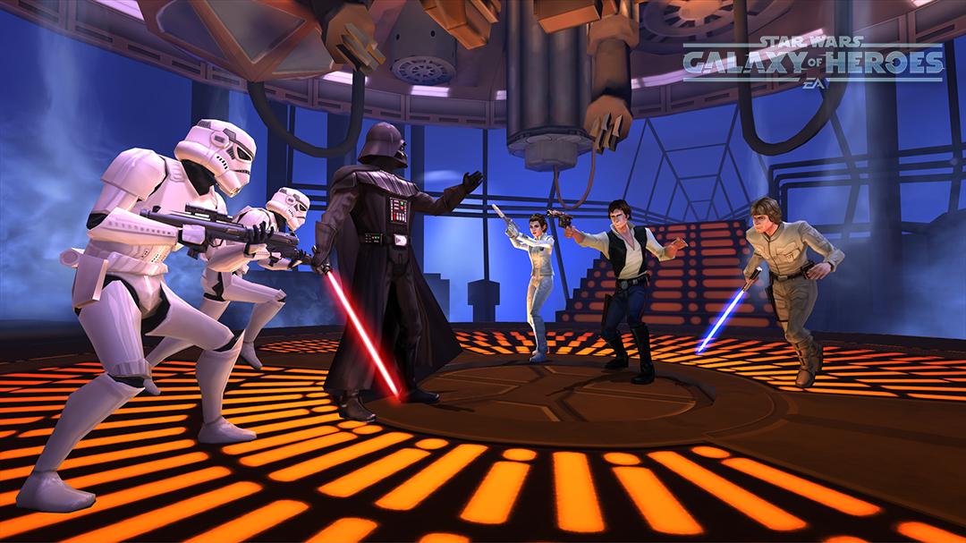Звездные войны галактика героев игра на пк энекен звездные войны актеры