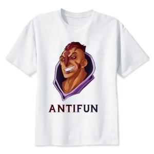 AntimageShirt Футболка Anti-Mage Dota 2 Antifun