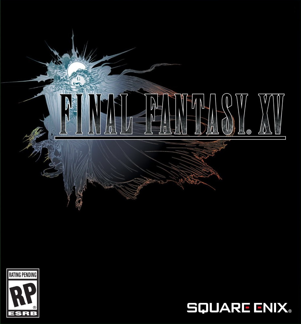 Final Fantasy Xv Cover Art Game Preorders