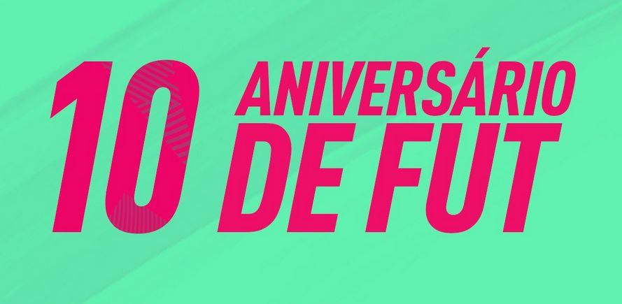 f5b1972049 FIFA 19 celebra 10 anos de FUT com brindes e itens temáticos
