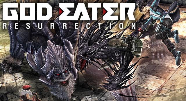God Eater résurrection
