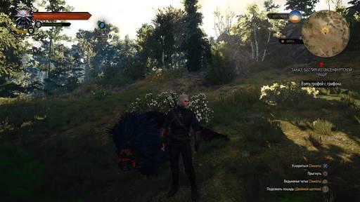 Witcher 3 Jogo De Caca Selvagem Mais