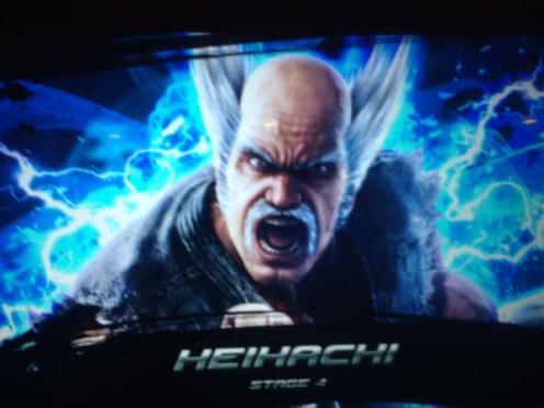 Tekken7HeihachiSub-BossScreen