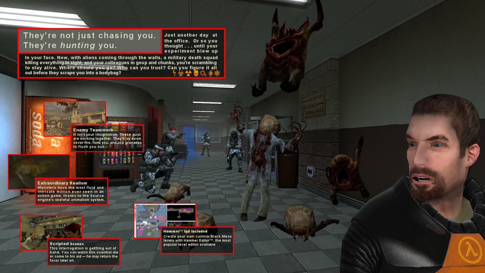 Black Mesa Wallpapers In Ultra HD 4K Gameranx