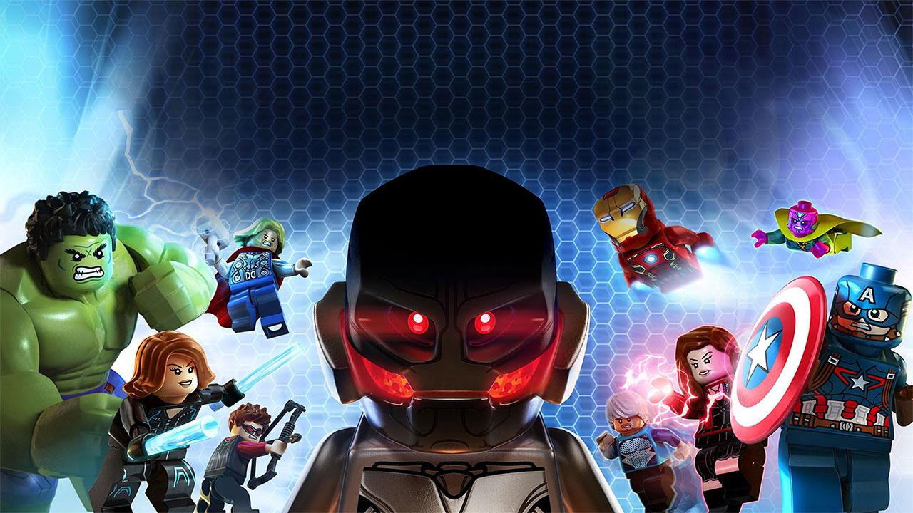 Lego Marvels Avengers Wallpapers In Ultra HD 4K Gameranx