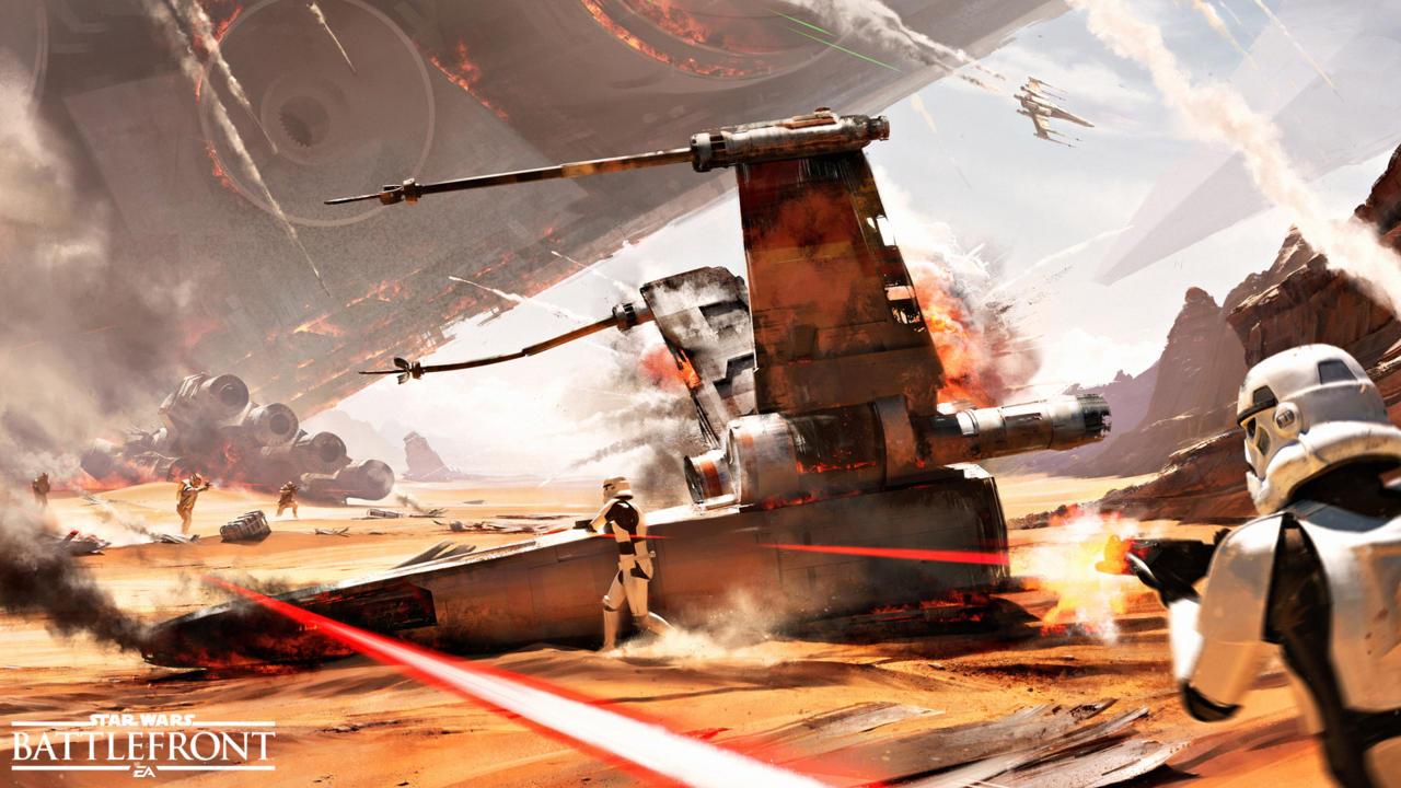 Star Wars Battlefront New Skirmish Offline Mode Coming On July 21; Details Revealed
