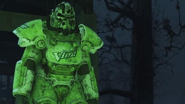 Fallout 4 Far Harbor Easy Vim Unique Power Armor