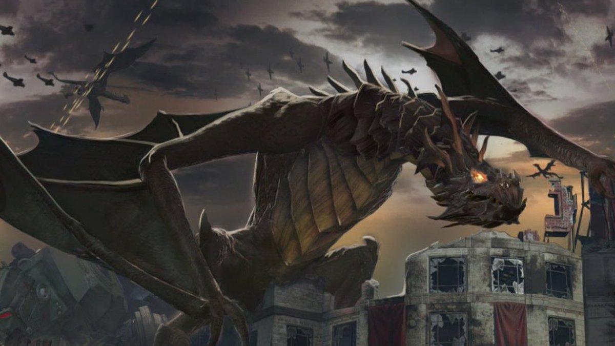 Black Ops 3 Gorod Krovi Take Flight With Unlockable