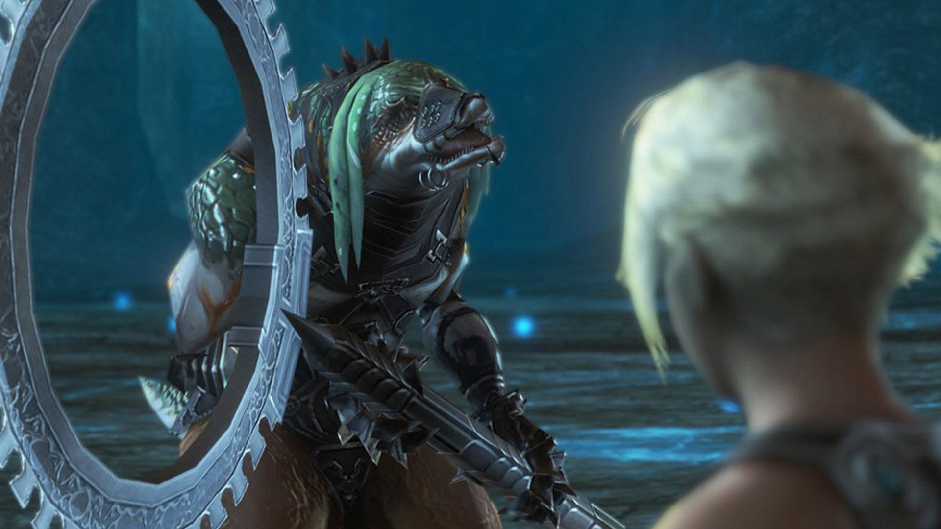 Final Fantasy XII The Zodiac Age Wallpapers in Ultra HD | 4K