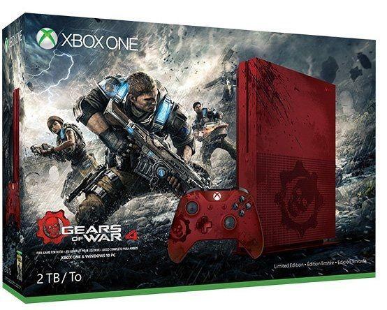 Rumor: Microsoft Releasing Gears of War 4 Xbox One S Bundle