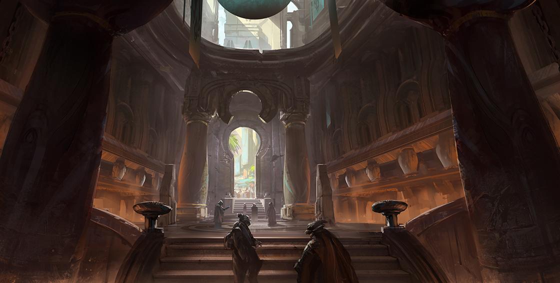 343 Industries Showcase Upcoming Halo 5 DLC Concept Art