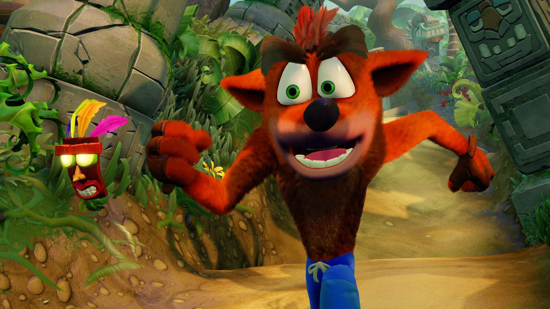 Rumour: Brazilian Website Spills Crash Bandicoot N. Sane Trilogy Release Date