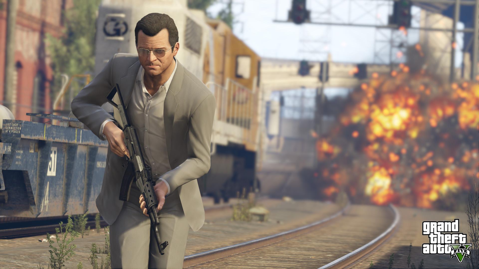 Twitch Stream Follows The Lives of Grand Theft Auto V NPCs