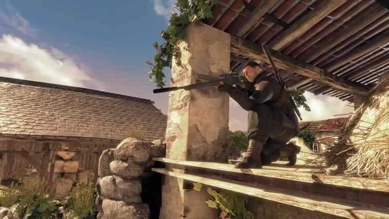 Sniper 4 Elite Runs Better On the PS4 Pro