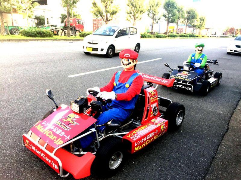 Nintendo Sues Mario Kart Themed Go-Karting Company