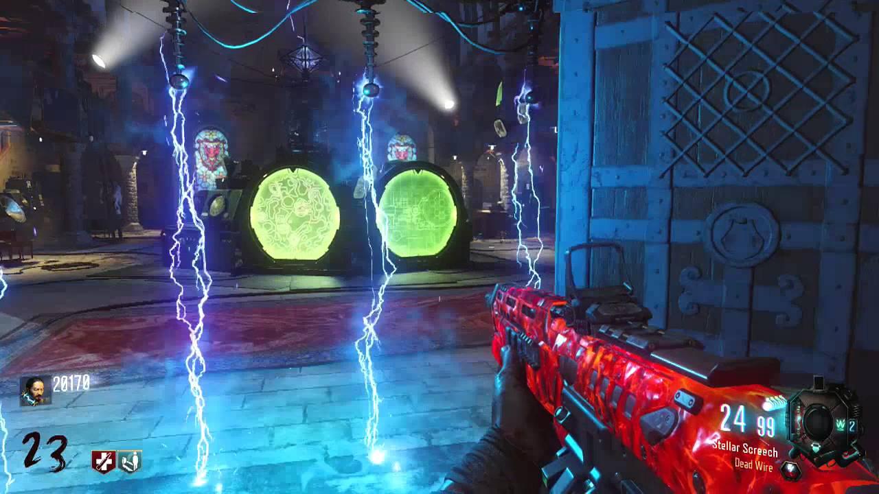 Call Of Duty Black Ops 3 Zombie Chronicles Shi No Numa