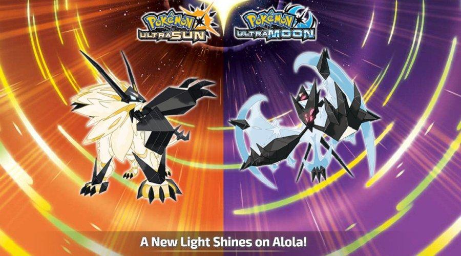 Image result for Pokemon Ultra Sun Ultra Moon
