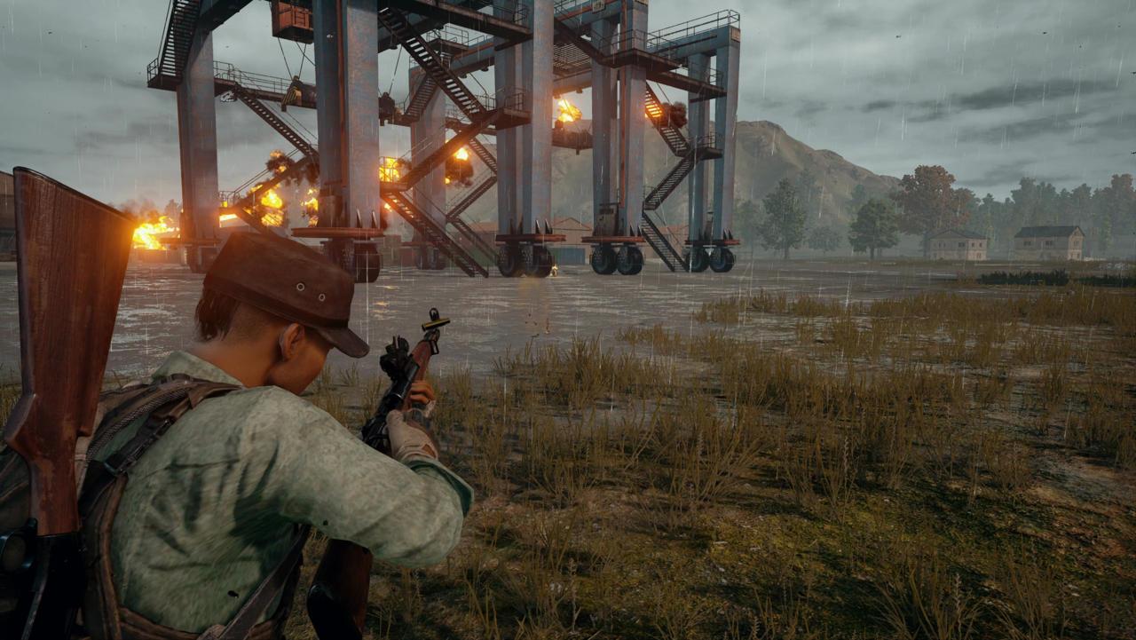 PlayerUnknowns Battlegrounds 8 Best Loot Hunting