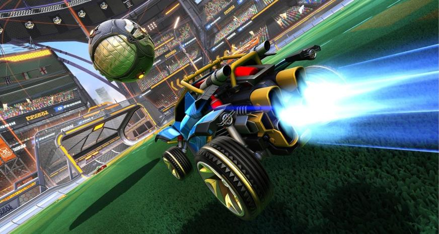 Rocket League Is Now Free To Play - Gameranx