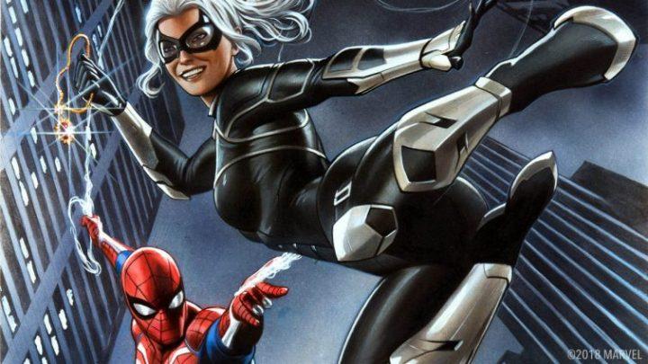 spider-man, heist