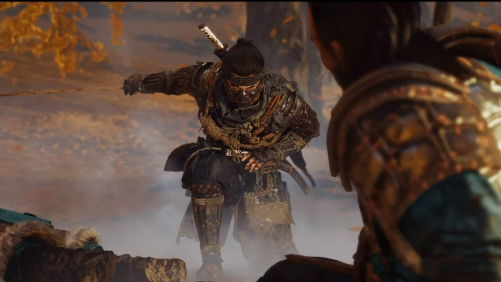 Ghost of Tsushima A Storm is coming trailer revealed