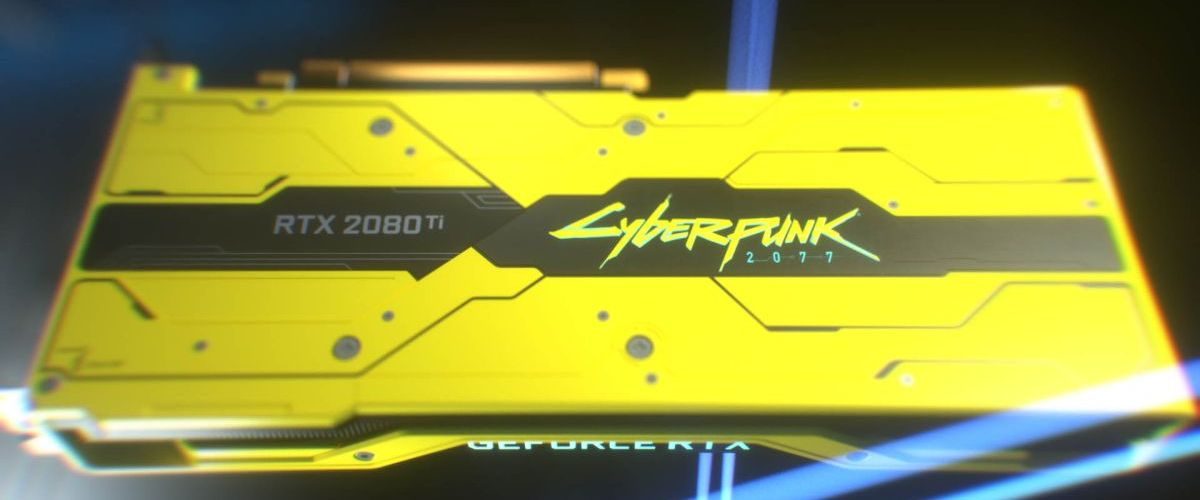 Cyberpunk 2077 Nvidia RTX 2080 Ti cards are selling for over $4,000 on Ebay