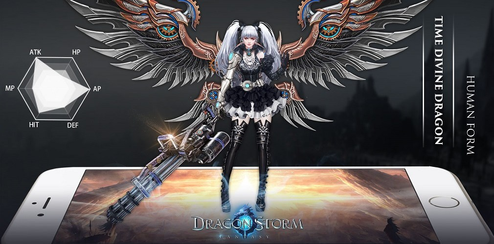 5 reasons to play Dragon Storm Fantasy, the action-packed MMORPG
