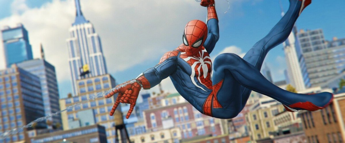 Remember That PS5 Spider-Man Tech Demo? That Was Running on an Early, Low-Speed Devkit