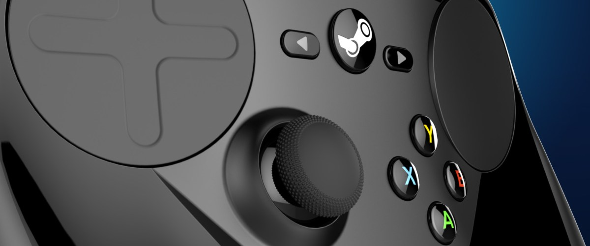 New Valve patent suggests a reborn Steam Controller