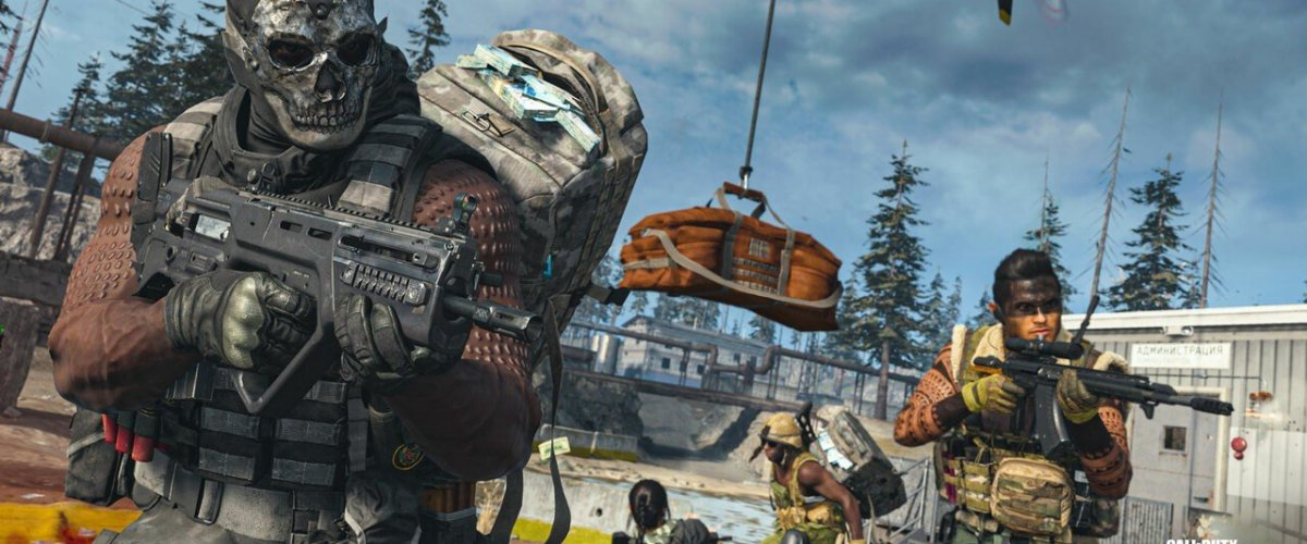 Activision's Games Are 'On Track for Now' As Dev Teams Work from Home