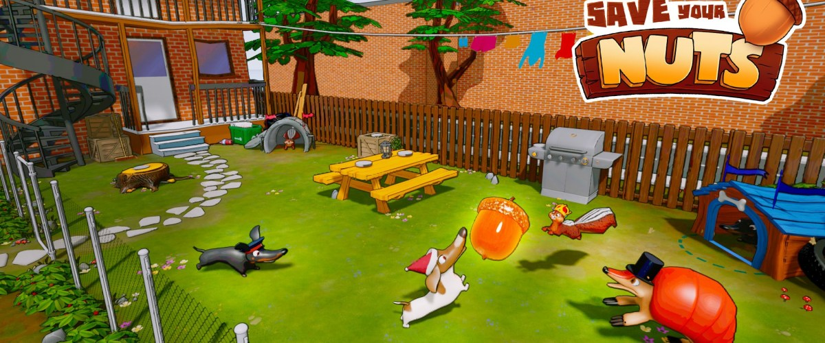 Contest: Win a Steam copy of party game Save Your Nuts