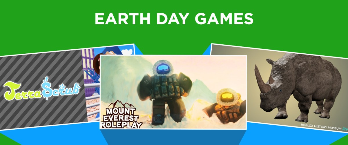 Honoring Earth Day Through Gameplay