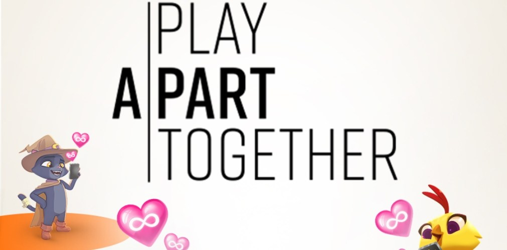 Candy Crush Saga developers King join the #PlayApartTogether campaign, offering unlimited lives in 7 of their games