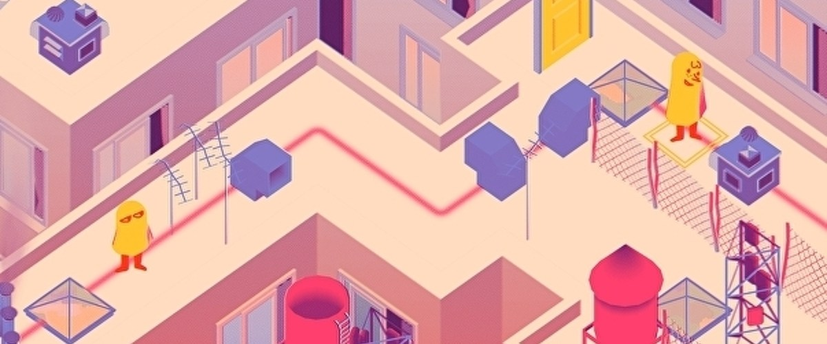 Great art and puzzles converge with real style in The Other Side • Eurogamer.net