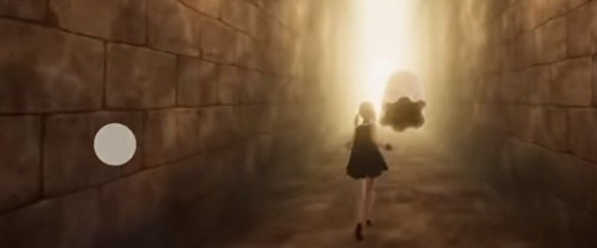 Here's a first look at the Nier mobile phone game • Eurogamer.net
