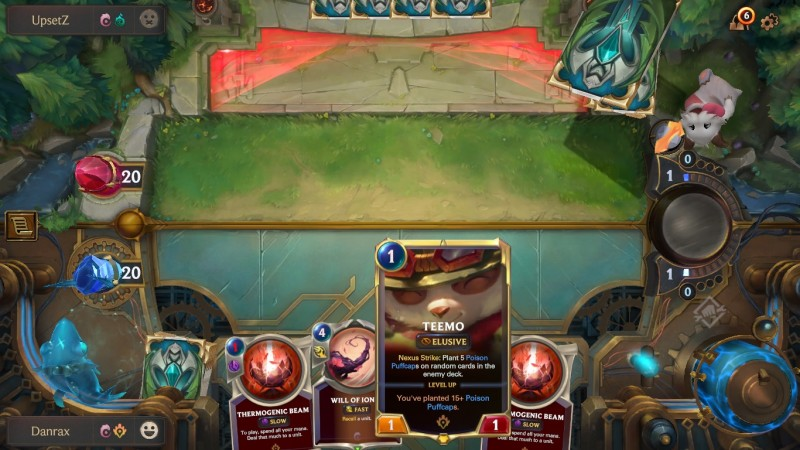 Legends of Runeterra Review - Colorful Card Combat