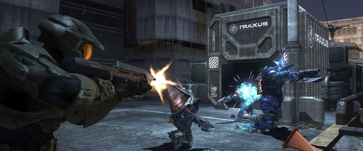 343 Industries shares first look at Halo 3 & ODST on PC