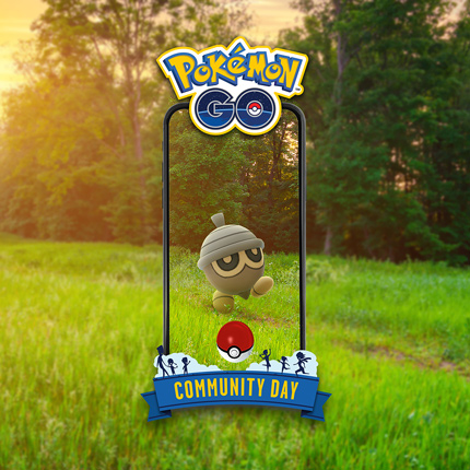 Pokémon GO's May Community Day Features Seedot