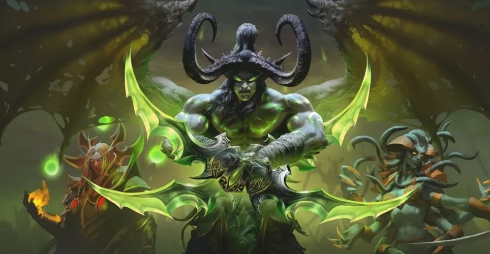 BlizzConline World of Warcraft leaks reveals Burning Crusade Classic and Chains of Domination update