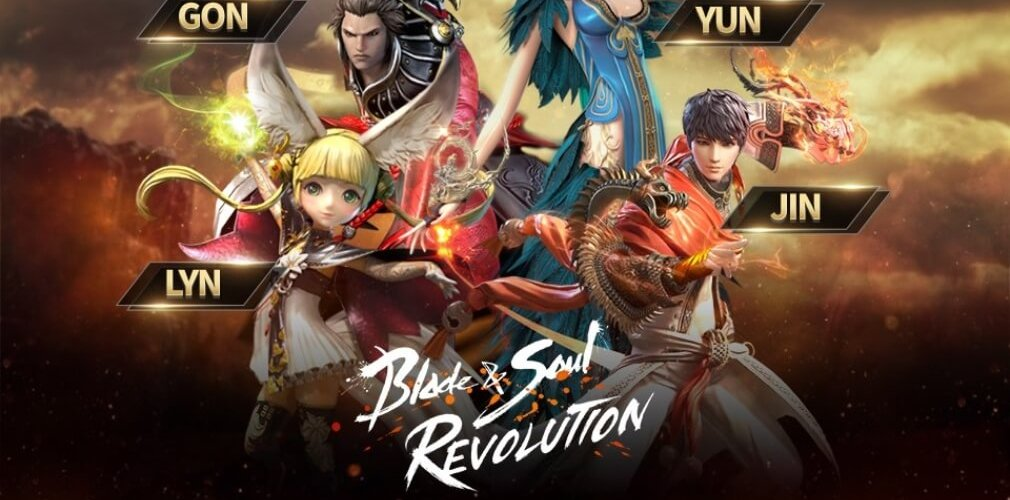 Blade & Soul: Revolution, Netmarble's open-world RPG, is now available for iOS and Android | Articles